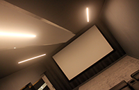 3D Dolby Atmos Cinema Room Design and Build - Matt Tooth